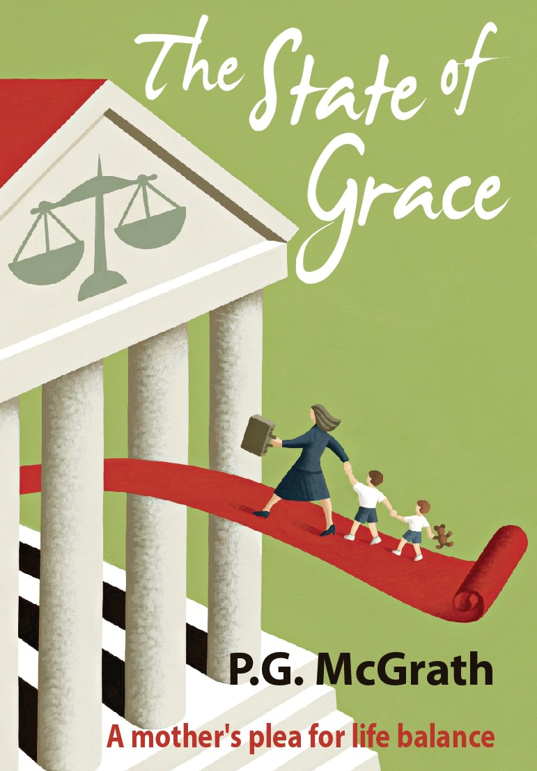 Ebook Cover - The State of Grace Paperback