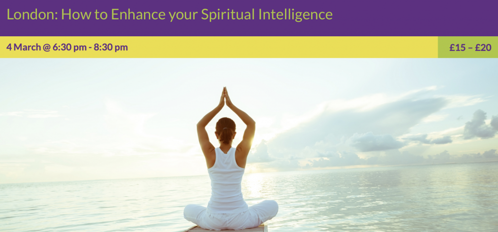 How to Enhance your Spiritual Intelligence